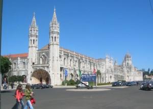 LISBONNE... Le quartier de Bélem dans PORTUGAL 2010 Copie-de-Monastère-des-Jeronimos-300x214