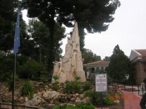 NERJA dans ESPAGNE 2010 Copie-de-Nerja-monument-des-découvreurs1-300x224