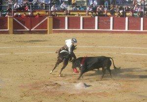 Copie-2-de-9-Corrida-a-cheval-9-300x209 dans ESPAGNE 2010