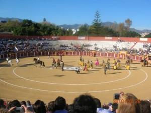 La corrida dans ESPAGNE 2010 Copie-de-Entrée-2-300x224