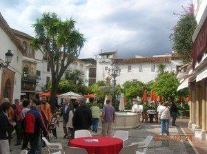 Copie-de-Marbella-Place-des-oranges-300x224 dans ESPAGNE 2010