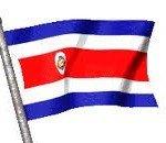 COSTA RICA drapeau-150x130