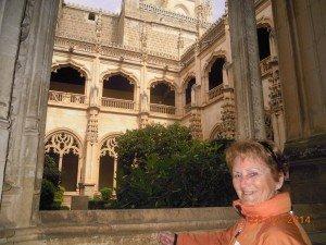 cour intérieure monastere 2
