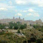 Vues sur Toledo