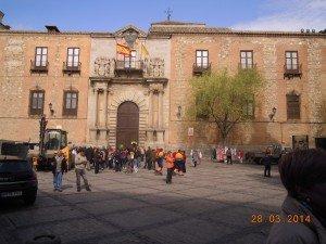 Playa Mayor Toledo Residence du Cardinal