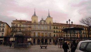 Plaza Mayor Hotel de ville