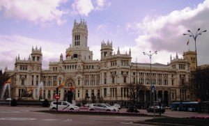 Palacio Cybeles centro centro