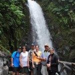 Cascade La Paz